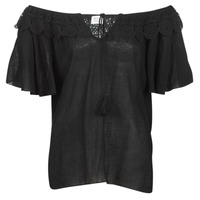 Clothing Women Tops / Blouses Molly Bracken MOLLIUZ Black