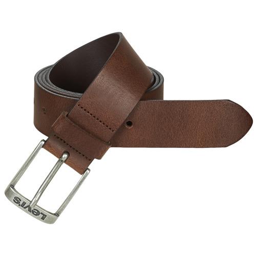 Clothes accessories Men Belts Levi's New Duncan Brown