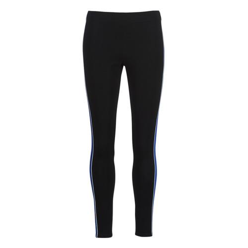Clothing Women leggings Desigual SANDALO Black
