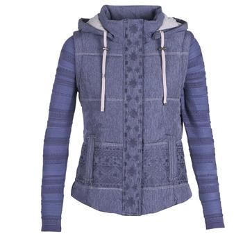 Clothing Women Duffel coats Desigual GABRIELLE Marine