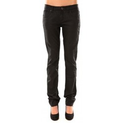 Clothing Women 5-pocket trousers Dress Code Jeans Remixx RX520 Noir Black