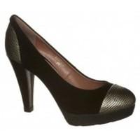 Shoes Women Heels Ilario Ferucci Escarpins Djessie Noir Black