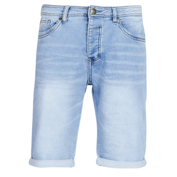 Clothing Men Shorts / Bermudas Deeluxe BART Blue