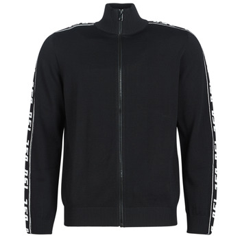 Clothing Men Jackets / Cardigans Diesel K KER A Black