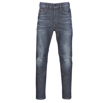 Clothing Men slim jeans Diesel EETAR Blue