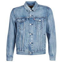 Clothing Men Denim jackets Levi's THE TRUCKER JACKET Trucker
