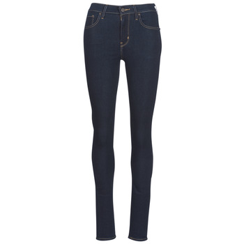 Clothing Women Skinny jeans Levi's 721 HIGH RISE SKINNY To / Tea / Nine