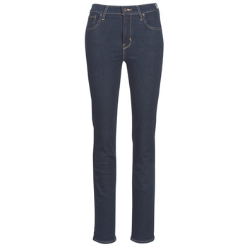 Clothing Women straight jeans Levi's 724 HIGH RISE STRAIGHT To / Tea / Nine