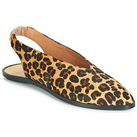 Shoes Women Flat shoes Jonak APIO Leopard