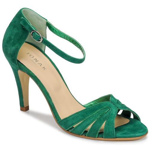 Shoes Women Sandals Jonak DONIT Green