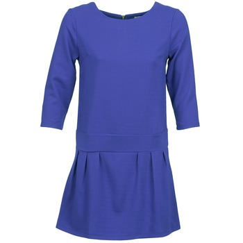 Clothing Women Short Dresses Betty London CANDEUR Blue