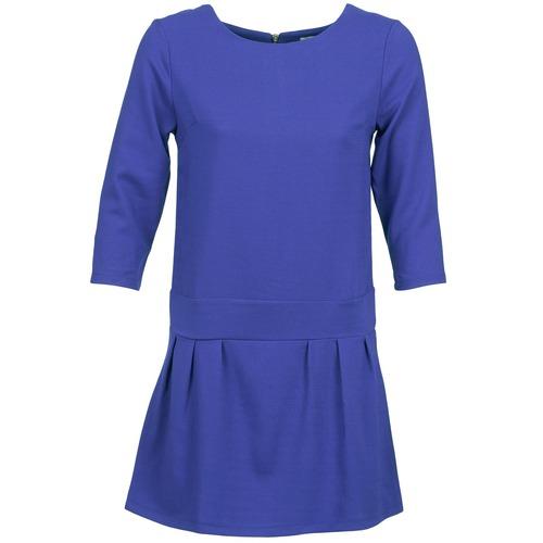 Clothing Women Short Dresses Betty London CANDEUR Blue