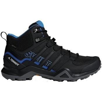 Shoes Men Walking shoes adidas Originals Terrex Swift R2 Mid Gtx Black