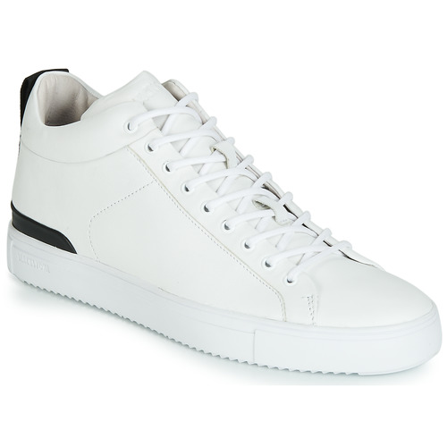Shoes Men Low top trainers Blackstone RM14 White
