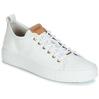 Shoes Women Low top trainers Blackstone PL97 White