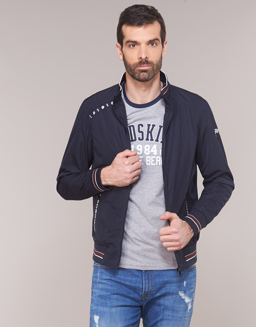 Clothing Men Jackets Redskins PHOEBE Marine