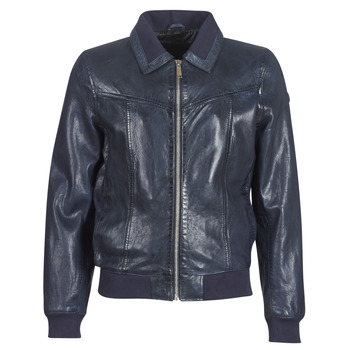 Clothing Men Leather jackets / Imitation leather Redskins RUBBETS Marine