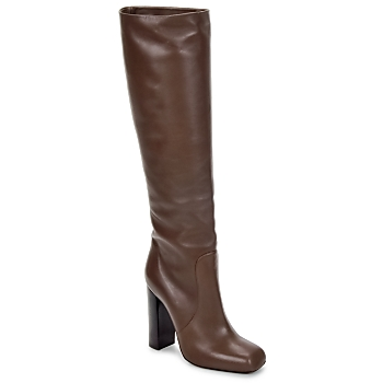 Shoes Women High boots Michael Kors 17167 Chocolate