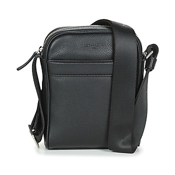 Bags Men Pouches / Clutches Le Tanneur CHARLES Black
