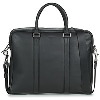 Bags Men Briefcases Le Tanneur CHARLES Black
