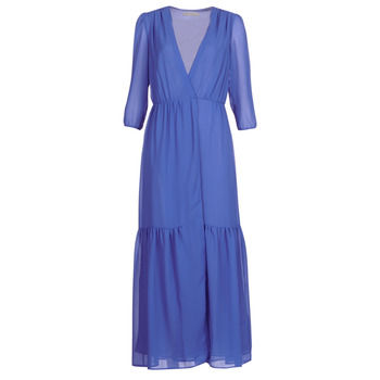 Clothing Women Long Dresses See U Soon GARAGADE Blue