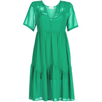 Clothing Women Short Dresses See U Soon GARAGACE Green