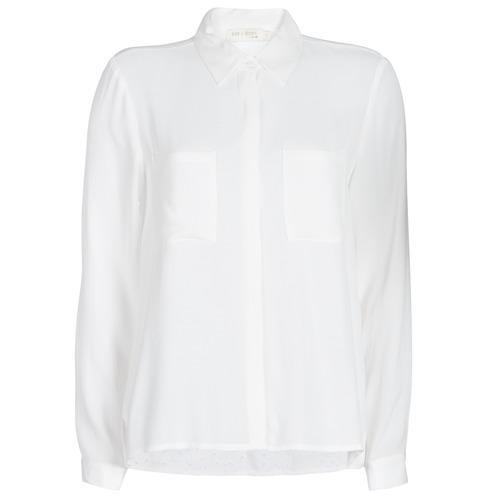 Clothing Women Shirts See U Soon GARAGARE White