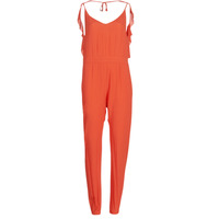 Clothing Women Jumpsuits / Dungarees See U Soon GARAGAI Red