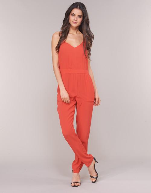 Clothing Women Jumpsuits / Dungarees See U Soon GARAGAI Red