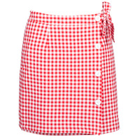 Clothing Women Skirts Betty London KRAKAV Red / White