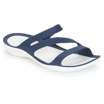 Shoes Women Sandals Crocs SWIFTWATER SANDAL W Marine