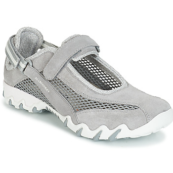 Shoes Women Low top trainers Allrounder by Mephisto NIRO Grey