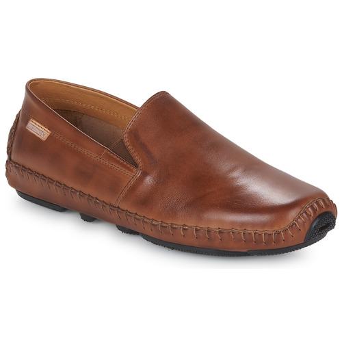 Shoes Men Loafers Pikolinos JEREZ MILNO Brown