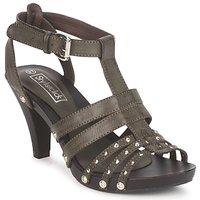 Shoes Women Sandals StylistClick MADO TAUPE