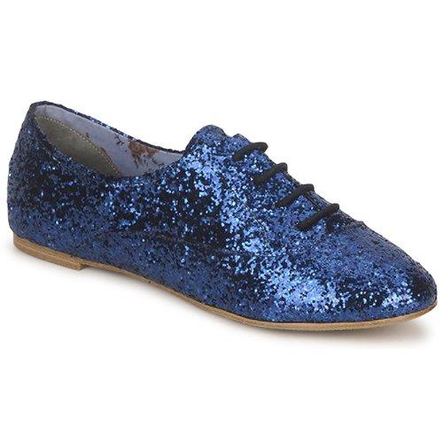 Shoes Women Brogues StylistClick NATALIE Blue