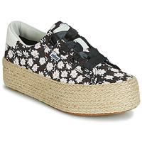 Shoes Women Low top trainers MTNG WANDA White / Black