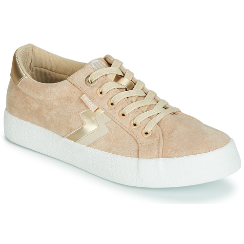 Shoes Women Low top trainers MTNG ROLLING Beige