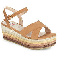 Shoes Women Sandals MTNG SOCOTRA3 Brown