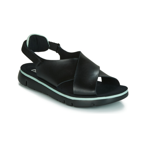 Shoes Women Sandals Camper ORUGA Black