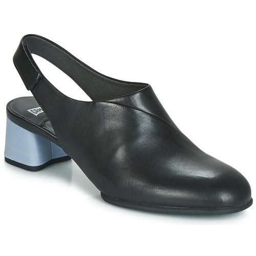 Shoes Women Heels Camper TWSS Black