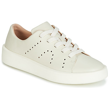 Shoes Women Low top trainers Camper COURB W Beige