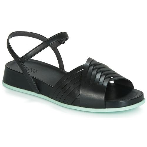 Shoes Women Sandals Camper ATONIK Black