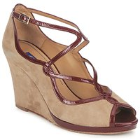 Shoes Women Heels Atelier Voisin RACHEL TAUPE