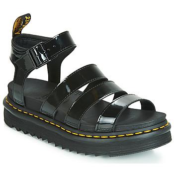 cdead186b5db Shoes Women Sandals Dr Martens Blaire Black
