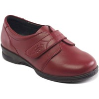 Shoes Women Derby Shoes Padders Karla Womens Casual Shoes red
