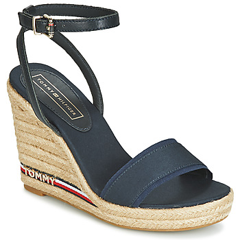 Shoes Women Sandals Tommy Hilfiger ELENA 78C1 Marine