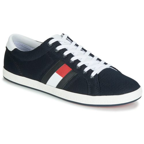 Shoes Men Low top trainers Tommy Hilfiger HOWELL 7D2 Marine