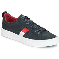 Shoes Men Low top trainers Tommy Hilfiger LEON 5 Marine