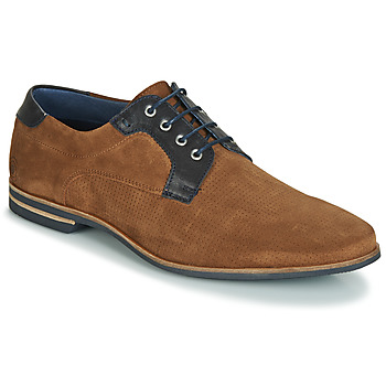 Shoes Men Derby Shoes Casual Attitude JALAYACE Camel