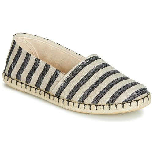 Shoes Women Espadrilles Casual Attitude JALAYIBE White / Blue